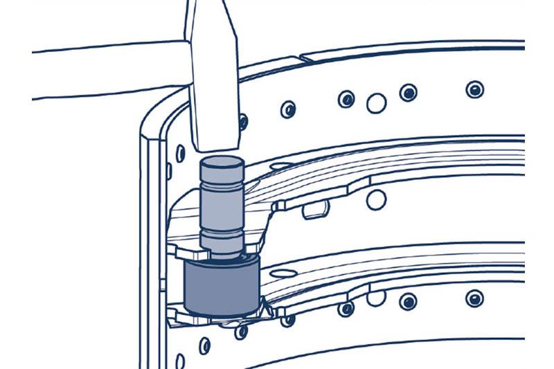 BPW advises on brake lining and drum wear