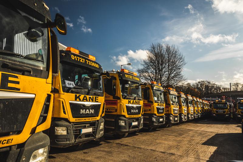 ContiPressureCheck keeps Kane Group moving