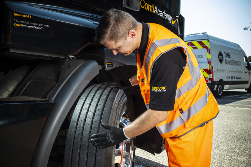 Why tyre training should be prioritised