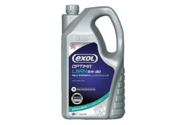 Exol Lubricants unveils 5W-30 engine oil