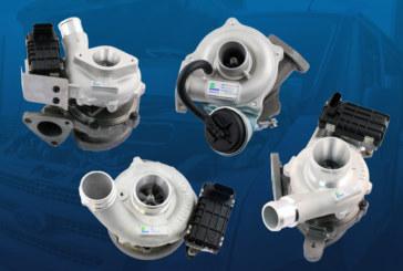 Melett develops LCV turbocharger range