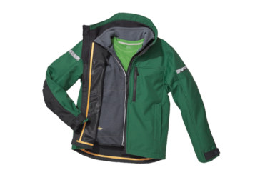 Snickers Workwear showcases its jackets