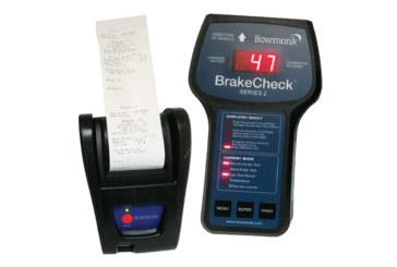 Bowmonk-Tapley provides guide for BrakeCheck