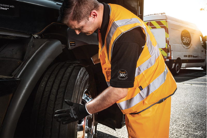 Continental examines the 10-year-old tyres ban