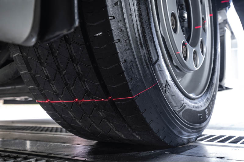 Goodyear discusses the importance of tyres
