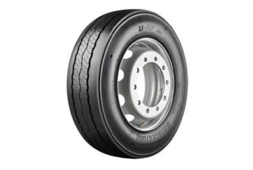 Bridgestone launches U-AP 002 bus tyre