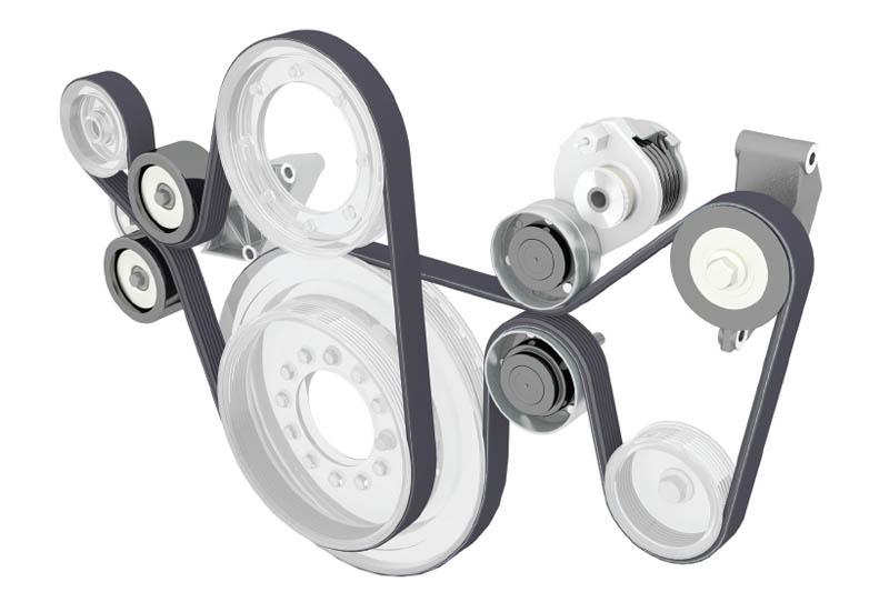 Gates provides technical guidance on belt kits