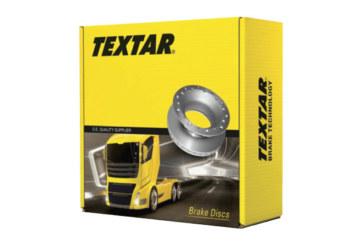 Textar introduces brake disc references