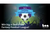 Ben kick starts Fantasy Premier League