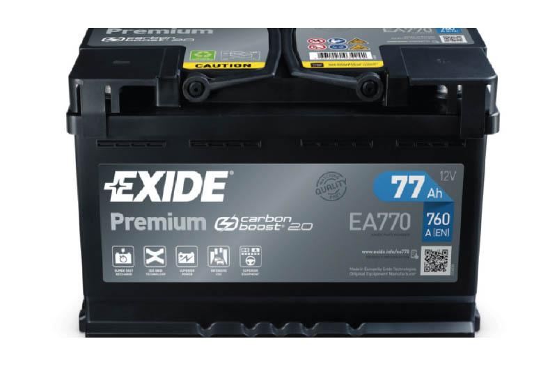 Exide Technologies updates Exide Premium range