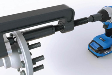 Laser Tools showcases service kit for wheel studs