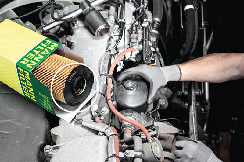 Mann+Hummel discusses engine wear