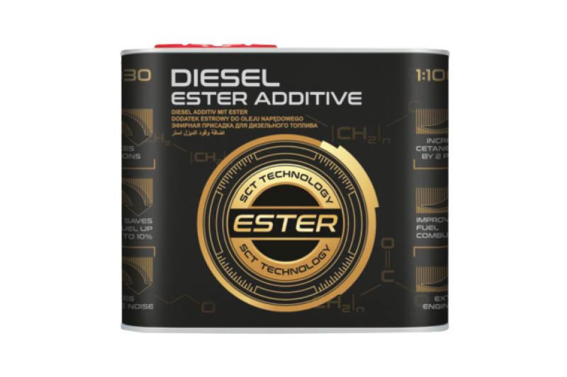 Mannol introduces diesel ester additive