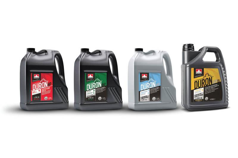Petro- canada Engine lubricants
