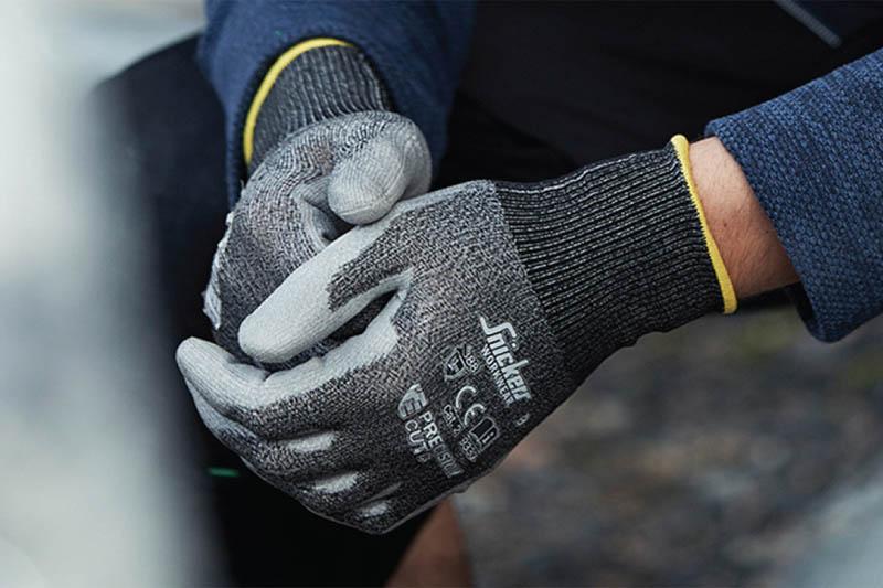 Snickers Workwear reveals work gloves