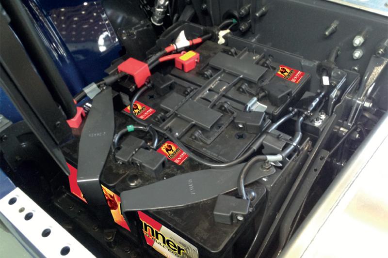 Banner Batteries discusses battery levels