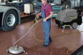 Kärcher UK details how to keep a clean workshop